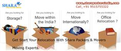Move Your Goods Safely With Shara Packers & Movers To Any Where Any Time, Stay Comfort We Make Your Relocation Easy.