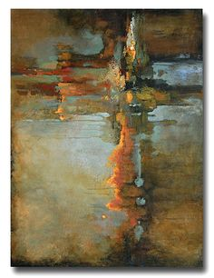 Above and Beyond by Christopher Westfall Acrylic ~ 40 x 30 Abstract Landscape Painting, Abstract Oil, Abstract Expressionism, Landscape Paintings, Art Paintings, Paintings Famous, Famous Artists, Cross Art, Art Challenge