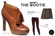 5 Footwear Styles to Get You Through Fall and Winter: The Bootie