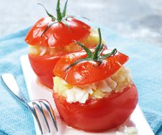 Courgette, tomate - Recette de légume farci - Gourmand