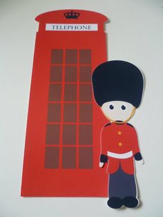 Could make the telephone box without the guard