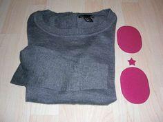 Comment faire un pull Kookai avec du H&M