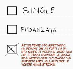 Cose Che Non Sai Su Supernatural - 9 - Wattpad Italian Memes, Italian Quotes, Stupid Quotes, Sad Quotes, Funny Photos, Funny Images, Tumblr Writing, Funny Grumpy Cat Memes, I Hate My Life