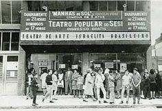 """Acontece de 17 de julho a 15 de setembro a exposição """"Estrelas errantes: Memória do Teatro Ídiche no Brasil"""", no MIS (Museu da Imagem e do Som) em São Paulo."""