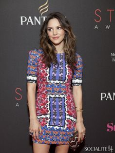 Katherine McPhee Attends The 9th Annual Style Awards