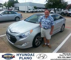 #HappyBirthday to Steve from Frank White at Huffines Hyundai Plano!  https://deliverymaxx.com/DealerReviews.aspx?DealerCode=H057  #HappyBirthday #HuffinesHyundaiPlano