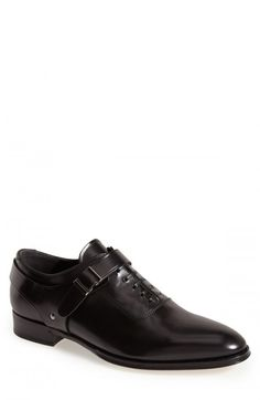 Alexander Mcqueen Men's Harness Oxfords | Shoes and Footwear