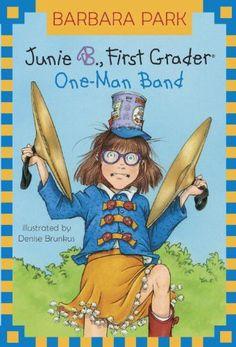 Bestseller Books Online Junie B., First Grader: One-Man Band (Junie B. Jones #22) Barbara Park $4.99