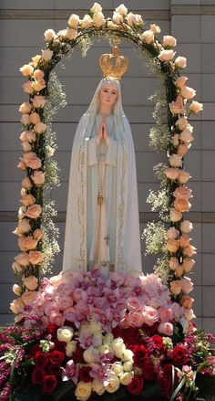 Our Lady of Fatima is venerated in Latin America too.