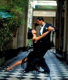 Buenos Aires, Argentina...tried to learn the Tango but hey what can I say, I am a woman who likes to lead cannot let man lead me...it was fun though..lol:)