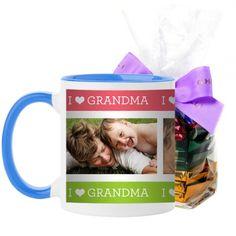 I Heart Grandma Mug | Mugs | Shutterfly