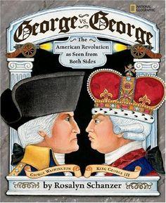 King George III, Patrick Henry, & Samuel Adams Lesson