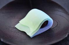Japanese Sweets, 『北欧の夜・青洋』【きょうの『和菓子の玉手箱』】の画像 | きょうの『和菓子の玉手箱』