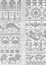 Fair Isle Muster Charts Carian Google In 2020 Fair Isle Knitting Free Chart Free Knitting