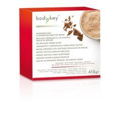 bodykey™ Batido teor de gordura reduzido - Sabor a Chocolate