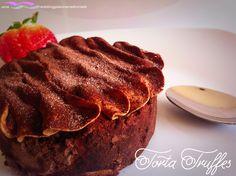 Torta Truffes.  La ricetta completa la trovi qui --->  http://blog.cookaround.com/weddingplanneraifornelli/torta-truffes/