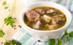 Recipe for Rabbit Stew with Green Beans Ham And Beans, Ham And Bean Soup, Bean Soup Recipes, Chicken Soup Recipes, Pork Recipes, Rabbit Stew, Rabbit Dishes, Slow Cooker, Ham Steaks