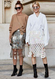 32 Parisian Street Style Looks We Fully Intend on Copying in : 32 Parisian Street Style Looks We Fully Intend on Copying in Fashion 2017, Look Fashion, Fashion Outfits, Fashion Trends, Grunge Outfits, Fashion Weeks, Milan Fashion, Fashion Boots, Street Fashion