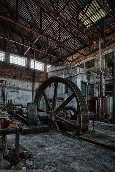Steam engine by zeitfaenger.at, via Flickr