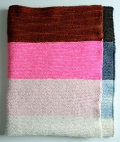 Super Easy Baby Blanket | Purl Soho - Create