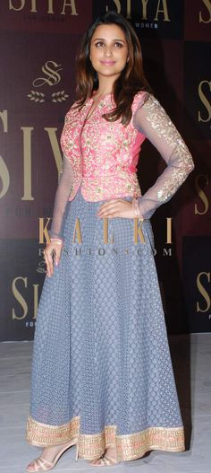Must have Bollywood Style! Find a style match to the celebrity look of your choice @http://www.kalkifashion.com/lehengas.html