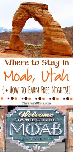 Where to Stay in Moab Utah! - Tips from TheFrugalGirls.com - Heading to Arches National Park or Canyonlands National Park?  What beautiful national parks! Check out my favorite place to stay in Moab, Utah + more tips! AD http://thefrugalgirls.com/2016/05/where-to-stay-in-moab-utah.html