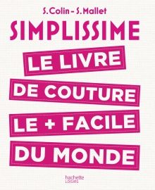 Simplissime le livre de couture le plus facile du monde