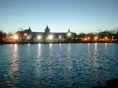 New rochelle high school lake