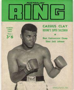 Australian Ring Magazine March-April 1964 Vol 8 No 2