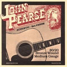 John Pearse 300M