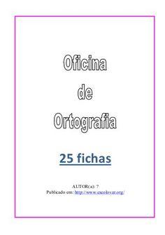 Lp ortografia casos.leitura_27pag Portuguese Grammar, Writing Activities, Professor, Fails, 3 D, Psychology, Lettering, Education, Reading