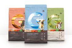 pet packaging design - Google 搜尋 Pet Branding, Food Packaging Design, Logo Food, Organic Recipes, Packing, Pet Food, Graphic Design, Pets, Pastel Wallpaper