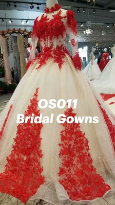 Gown Wedding, Bridal Gowns, Wedding Dresses, Red Quinceanera Dresses, Ball Gowns, Motivation, Formal Dresses, Clothing, Outfits