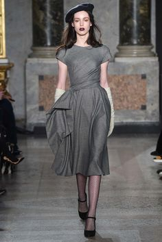 Luisa Beccaria Autumn-Winter 2015-2016 (Fall 2015) Ready-to-Wear, shown February 2015