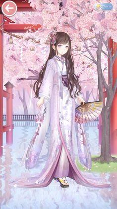 Anime Girl Crying, Anime Girl Cute, Anime Art Girl, Anime Kimono, Anime Dress, Female Character Concept, Character Design, Cute Anime Girl Wallpaper, Bleach Characters