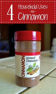 4 Household Uses for Cinnamon