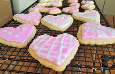 Soft and Buttery Sugar Cookies with Royal Icing