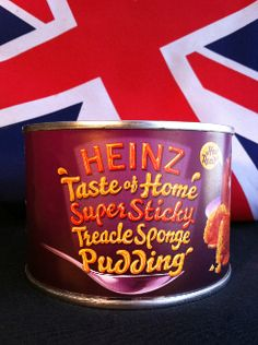 Heinz Treacle Sponge Pudding