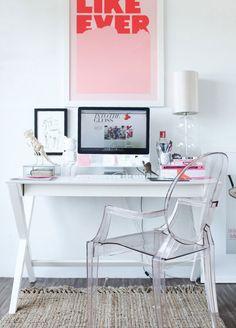 1000 Images About Desk Inspiration On Pinterest White Desks Desks And Off
