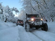Jeep In Snow >> 81 Best Jeeps In The Snow Images In 2019 Jeep Wrangler