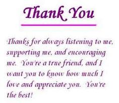 Thanks Quotes To A Kindhearted Person  Thank You Card This Thank You Card Is