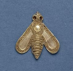 Gold Ornament in the