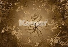 Brewster 8703 Komar Wall Mural with Paste Gold 12Foot 1Inch by 8Foot 4Inch -- Check out this great product. (This is an affiliate link and I receive a commission for the sales)
