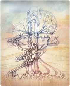 Digital art, illustration -- artwork by Irina Vinnik