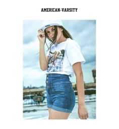 AMERICAN VARSITY 1983 Roller Girl AMERICAN VARSITYPremium East Coast StyleAmerican Casual Collegiate Fashion Brandest.1983 based in Philadelphia & New YorkDesigned and Made in the U.S.A#AmericanVarsity #AV #AVARSITYonline shop: AVarsityshop.com official website: American-Varsity.cominstagram: #AmericanVarsity