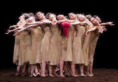 "Review: The Paris Opera Ballet, Under New Management - The New York Times Members of the Paris Opera Ballet in ""Le Sacre du Printemps"" by Pina Bausch. Works by Christopher Wheeldon and Wayne McGregor are in the show"