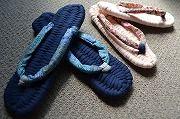 nuno zouri for adults #handmade #Japan #Japanese #tradition #weave #cloth #sandals #indoor #nuno #nunozouri #nunozori #zori #Meltham #Yorkshire #UK #United Kingdom #ハンドメイド #布草履 #original #unique #children #adult #子ども #大人 #ethical #eco #healthy