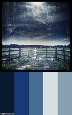 That Smell When The Rain First Comes. Color Scheme from colorhunter.com