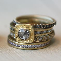 Champagne, pink, and white diamonds, oh my!  god !!!