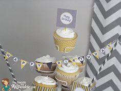 11 Piece Birthday Party Printable Set! {free printable} by Tip Junkie - Tip Junkie